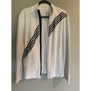 Men's Armani Exchange track jacket